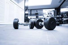 Fitness club interior Stock Photo