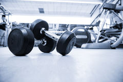 Fitness club interior Royalty Free Stock Photos
