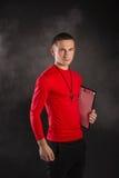 Fitness coach Royalty Free Stock Photo