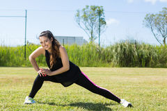 Fitness concept Royalty Free Stock Images