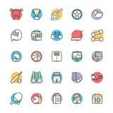 Fitness Cool Vector Icons 2 Stock Photos