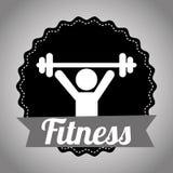 Fitness design Stock Photo