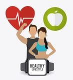 Fitness design. Stock Photo