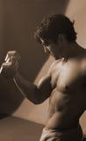 fitness dolców fizycznej Zdjęcia Royalty Free
