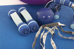 Fitness Equipment Stock Images