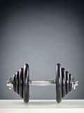 Fitness Equipment - Dumbbell Stock Photo