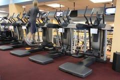 Fitness equipment Royalty Free Stock Photo