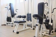 Fitness equipment Stock Photography