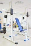 Fitness equipment Royalty Free Stock Photos