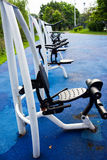 Fitness equipments Stock Photos