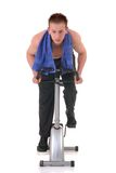 Fitness exercise Royalty Free Stock Photos