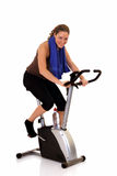 Fitness exercise Royalty Free Stock Image