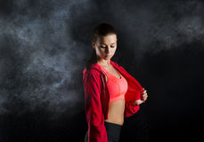 Fitness fashion Royalty Free Stock Photography