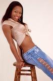 Fitness Fashion Pose Stock Photos