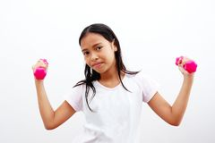 Fitness first stock photo