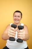 fitness focus selective Στοκ Φωτογραφίες
