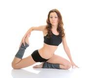 Fitness Girl. Stock Photo