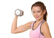 Fitness Girl 77 Stock Image