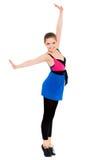Fitness girl Royalty Free Stock Photo