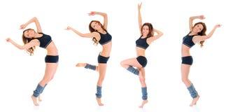 Fitness Girl. Stock Image