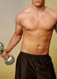Fitness guy 2 Stock Photos