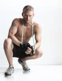 Fitness guy Stock Photos