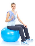 Fitness and gym. Stock Photos
