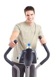 Fitness and gym. Stock Image