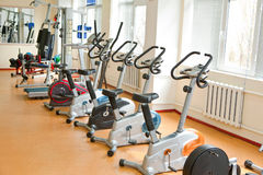 Fitness gym Royalty Free Stock Photography