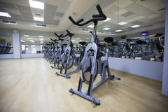 Fitness  gym Stock Photography