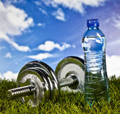 Fitness, gym, healthly lifestyle Stock Photography