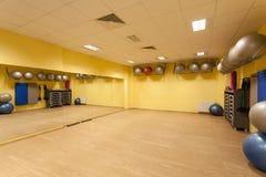 Fitness gym Stock Image