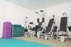 Fitness hall Stock Image