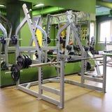 Fitness hall Royalty Free Stock Photo