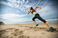 Fitness and health care concept Stock Photography