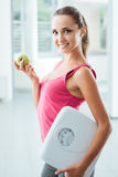 Fitness and healthy eating stock images
