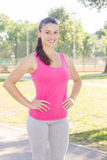 Fitness Healthy Lifestyle Female Stock Photo