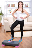 Fitness Home Royalty Free Stock Photos