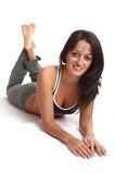 Fitness Instructor Stock Photo
