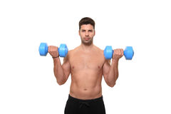 Fitness instructor Royalty Free Stock Photography