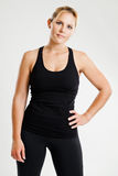 Fitness instructor portrait Royalty Free Stock Photography