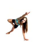 Fitness lady Stock Image