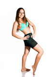 Fitness lady Royalty Free Stock Photos