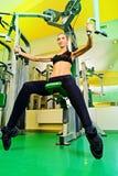 Fitness lady Royalty Free Stock Photos