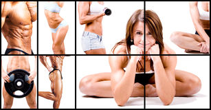 Free Fitness Life Stock Photography - 7252132