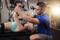Fitness life Royalty Free Stock Images