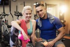 Fitness life Stock Photos