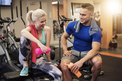 Fitness life Stock Images