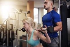 Fitness life Stock Image