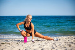 Fitness and lifestyle concept Stock Photo